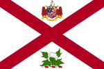 744px-Standard of the Governor of Alabama.svg