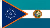 Florida State Flag Proposal No. 6c Designed By Stephen Richard Barlow 14 JAN 2015 at 1312 HRS CST.
