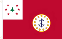 Rhode Island State Flag Proposal No. 16 Designed By Stephen Richard Barlow 06 MAY 2015 at 0728 HRS CST