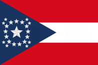 Alabama State Flag Proposal New Stars and Bars Constellation (E) Designed By Stephen Richard Barlow 12 NOV 2014 at 0739 hrs cst