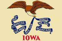 Faded Iowa