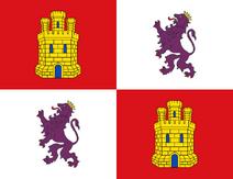 Flag of Castille and León