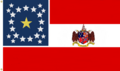 Alabama State Flag COA No 1 Proposal Designed By Stephen Richard Barlow 26 DEC 2014 at 0736 HRS CST.png