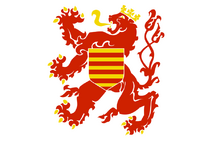 Flag of Limburg (Belgium)