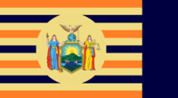 New York State Flag Proposal By Stephen Richard Barlow 31 OCT 2014 at 0650hrs cst