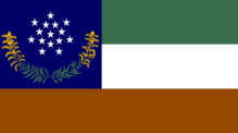 Kentucky State Flag Proposal No 25 Designed By Stephen Richard Barlow 02 NOV 2014 at 1105hrs cst