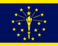 Indiana State Flag Proposal No 3 Designed By Stephen Richard Barlow 18 AuG 2014 at 1321hrs cst.png