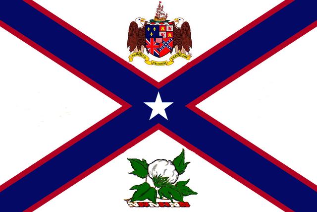 File:Alabama State Flag Proposal St Andrews Cross Designed By Stephen Richard Barlow 28 July 2014.png
