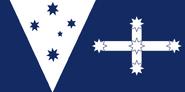 New Victoria Flag