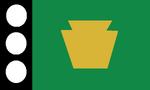 Flag of Pennsylvania 3