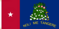 Alabama Republic NOLI ME TANGERE (Touch Me Not) Flag (b) Designed By Stephen Richard Barlow 07 FEB 2015 at 0946 HRS CST..png
