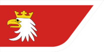 Flag of Warmian-Masurian Voivodeship