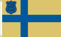 New Jersey State Flag Proposal No 10 Designed By Stephen Richard Barlow 28 DEC 2014 at 1401 HRS CST