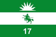 My Proposal for flag of Meta Departament