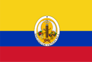 Flag of Venezuela 1830-1836