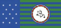 Washington State Flag Proposal No 2b Designed By Stephen Richard Barlow 14 NOV 2014 at 0800 hrs cst