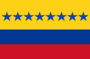 Flag of Venezuela 1817-1819
