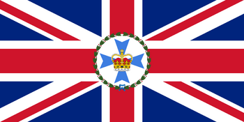 Standard of the Governor of Queensland