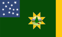 Vermont State Flag Proposal No 14 Designed By Stephen Richard Barlow 03 DEC 2014 at 1208 HRS CST