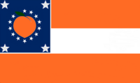 Georgia State Flag Proposal No 39 Designed By Stephen Richard Barlow 05 SEP 2014 at 0933hrs cst
