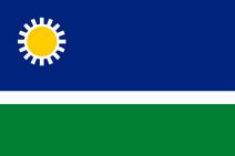 Flag of Portuguesa state