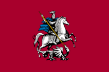Flag of Moscow