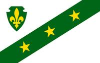 US-ND flag proposal Hans 3 (white)