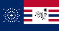 South Dakota State Flag Proposal No 3 Designed By Stephen Richard Barlow 16 AuG 2014 at 1351hrs