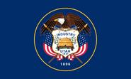 Current flag of Utah