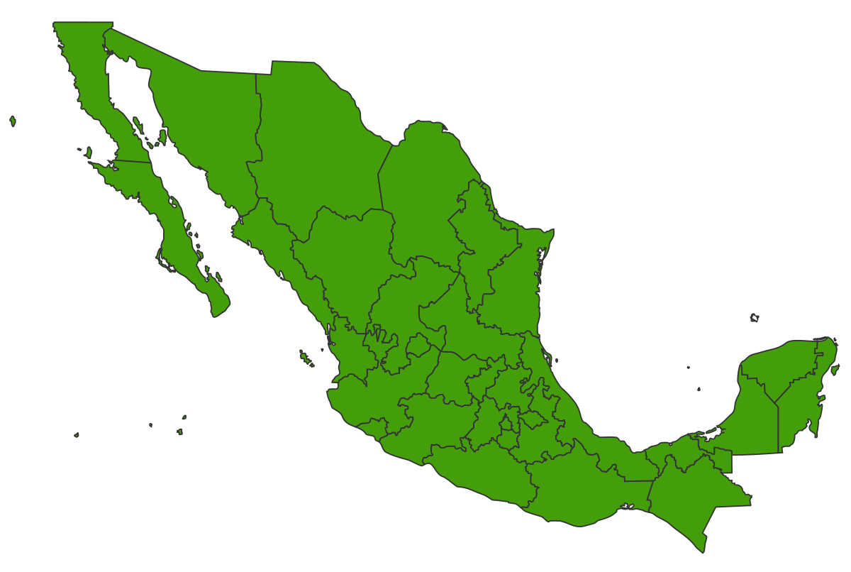 map of mexicopng