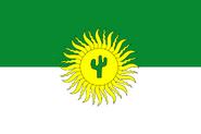 My Proposal for flag of La Guajira Departament