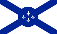 Quebec Flag Proposal 21
