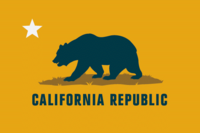 CA Flag Proposal Graphicology