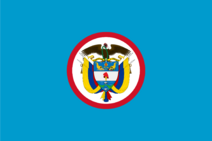 Naval jack of Colombia