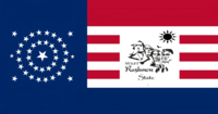 South Dakota State Flag Proposal No 1 Designed By Stephen Richard Barlow 16 AuG 2014 at 1335hrs