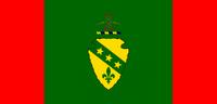 North Dakota State Flag Proposal No 10 Designed By Stephen Richard Barlow 16 OCT 2014 at 1018hrs cst