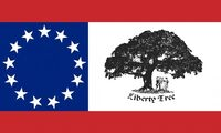 Massachusetts State Flag Proposal No 8 Designed By Stephen Richard Barlow 14 AuG 2014 at 0939hrs cst