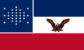 Iowa State Flag Proposal No 3 By Stephen Richard Barlow 05 OCT 2014 at 0841hrs cst.png