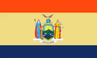 New York State Flag Proposal Designed By S R Barlow 8 DEC 2014 at 1806 hrs cst