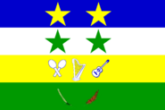 My Proposal for flag of Guárico State