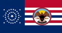 South Dakota State Flag Proposal No 4 Designed By Stephen Richard Barlow 20 AuG 2014 1851hrs