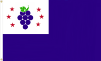 Connecticut State Flag Proposal No. 8 Designed By Stephen Richard Barlow 06 MAY 2015 at 1032 HRS CST.