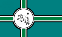 Washington State Flag Proposal No 10 Designed By Stephen Richard Barlow 11 OCT 2014 at 0741hrs cst