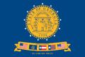 Georgia State Flag 2001-2003.png