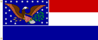 Missouri State Flag Proposal No 6 Designed By Stephen Richard Barlow 06 APR 2015 at 0830 HRS CST