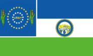 Nebraska State Flag Proposal No 22 Designed By Stephen Richard Barlow 22 OCT 2014 at 1057hrs cst