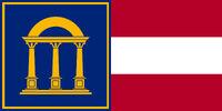 US-GA flag proposal Achaley