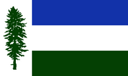 Cascadia flag proposal Hans 1