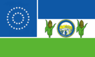 Nebraska State Flag Proposal No 13 Designed By Stephen Richard Barlow 20 OCT 2014 at 2045hrs cst