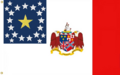 Alabama State Flag Proposal Blood Stained Banner Designed By Stephen Richard Barlow 2 JAN 2015 at 0939 HRS CST.png